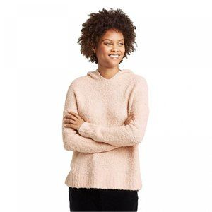NWT A New Day Hoodie Pullover Sweater Medium Blush